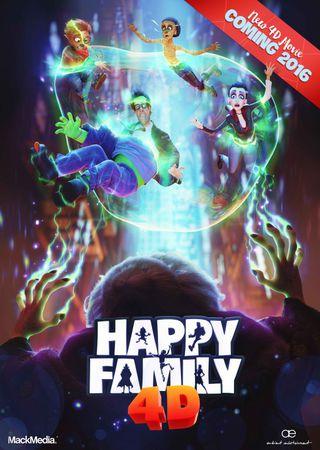 Happy Family im Europa-Park © Europa-Park
