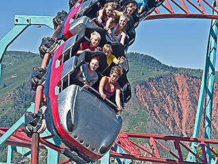 © Glenwood Caverns Adventure Park
