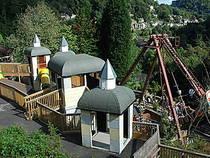 Schiffschaukel in Gullivers Kingdom. © steve p2008