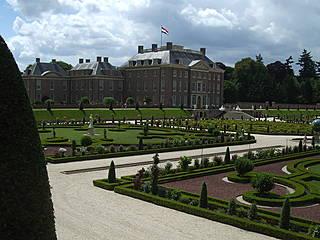 Schloss und Garten Het Loo. © Charlie Dave