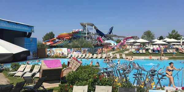 Big Wave, Therme Erding